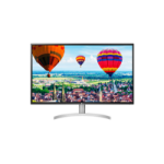 """LG 32QK500 80 cm (31.5"""") 2560 x 1440 pixels Wide Quad HD LED Black"""