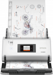 Epson WorkForce DS-32000 600 x 600 DPI Sheet-fed scanner Black,White A3