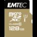 Emtec microSD Class10 Gold+ 128GB memory card