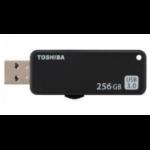 Toshiba THN-U365K2560E4 USB flash drive 256 GB USB Type-A 3.2 Gen 1 (3.1 Gen 1) Black