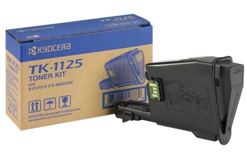 KYOCERA TK-1125 Original Negro 1 pieza(s)