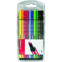 STABILO Pen 68 felt pen Multicolor 10 pc(s)