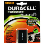 Duracell Camcorder Battery 7.4v 650mAh Lithium-Ion (Li-Ion) 650mAh 7.4V rechargeable battery
