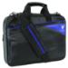 """V7 Edge Slim Toploader 14.1"""" Notebook Case black / blue"""