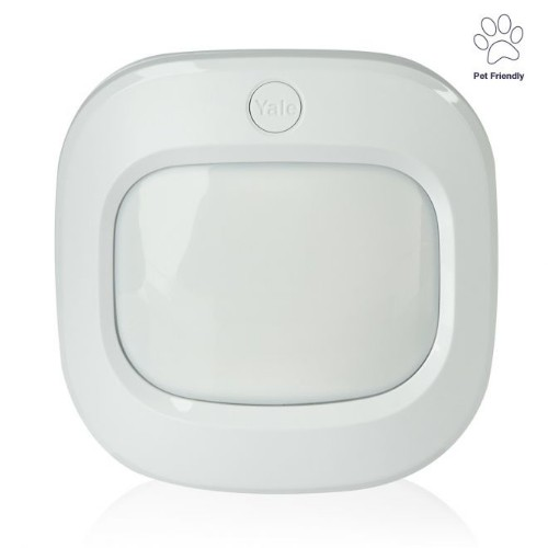 Yale AC-PETPIR motion detector Passive infrared (PIR) sensor Wireless Wall White