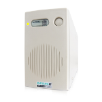 ONLINE USV-Systeme Basic P 500 500VA 2AC outlet(s) White uninterruptible power supply (UPS)ZZZZZ], BP500