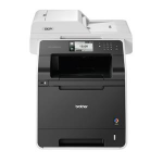 Brother DCP-L8450CDW A4 Colour Multifunction Laser Printer