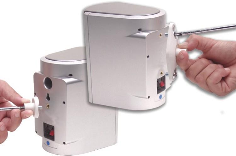 Newstar SPEAKER-W100 Ceiling,Wall White speaker mount