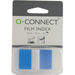 Q-CONNECT Q CONNECT PAGE MARKER 1IN 50 SHTS BLUE