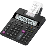 Casio HR-200RCE Desktop Printing Black calculator