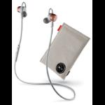 Plantronics BackBeat GO 3 In-ear Binaural Wireless Grey mobile headset