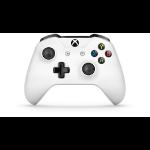 Microsoft Xbox Wireless Controller Gamepad PC, Xbox One, Xbox One S, Xbox One X Analogue / Digital Bluetooth White