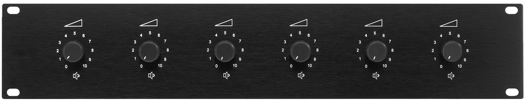 Monacor ATT-1950 300W Rotary volume control volume control