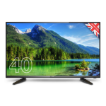 "Cello C40227T2 TV 101.6 cm (40"") Full HD Black"