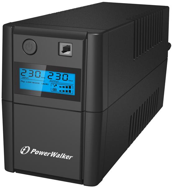 VI 850SE LCD 850VA/480W