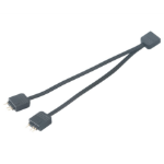Akasa AK-CBLD08-12BK signal cable 0.12 m Black