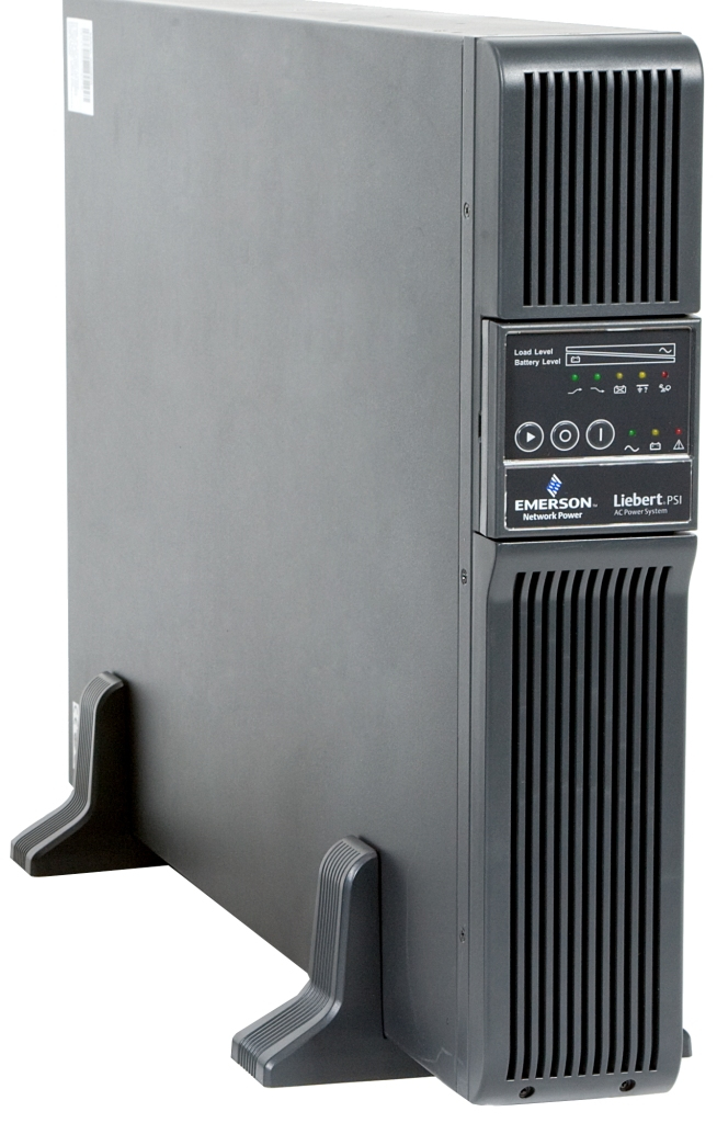 Emerson PS1000RT3-230 1000VA Rackmount/Tower Black uninterruptible power supply (UPS)