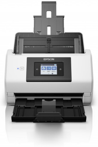 Epson WorkForce DS-780N 600 x 600 DPI Sheet-fed scanner Black, White A4