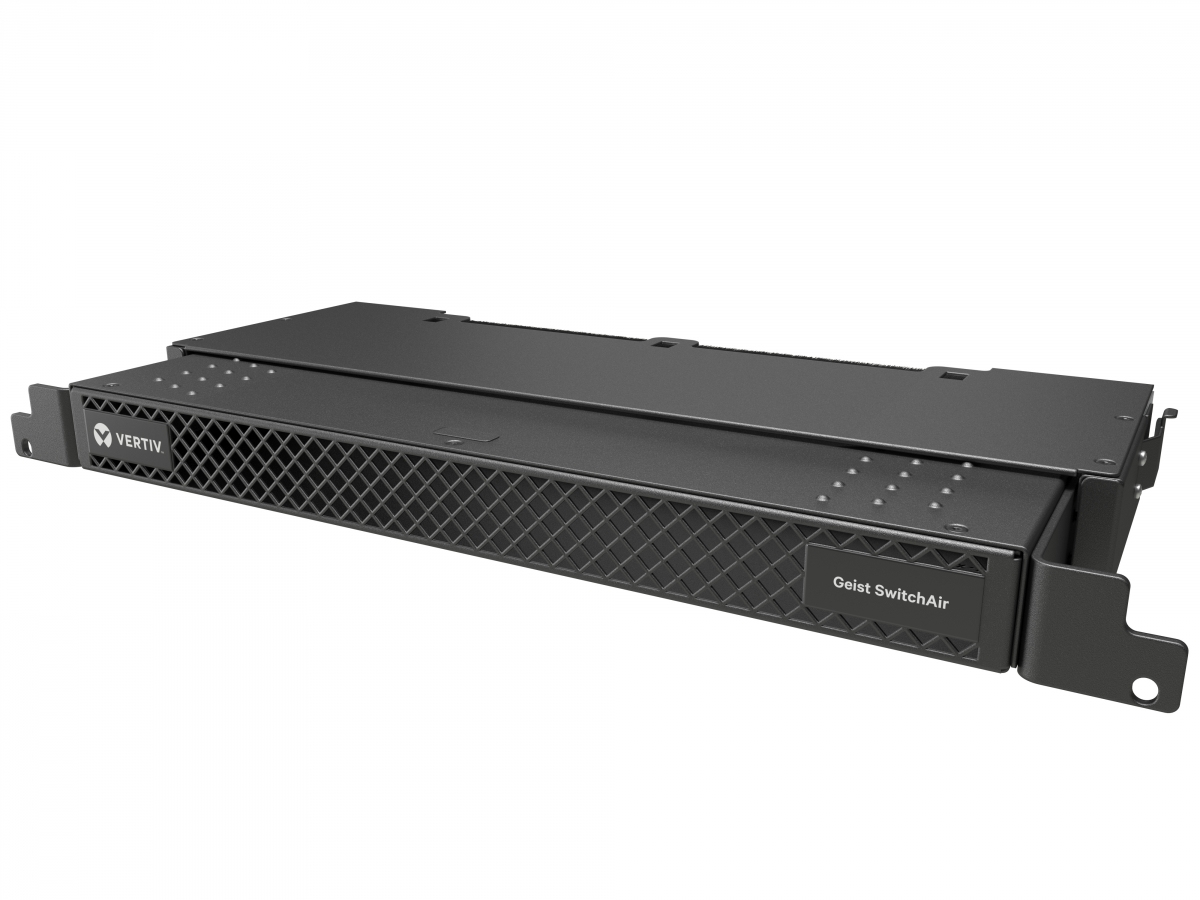 Vertiv SA1-01002S network equipment chassis 1U Black