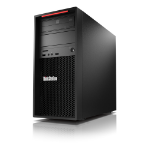 Lenovo ThinkStation P520c Intel Xeon W W-2225 16 GB DDR4-SDRAM 512 GB SSD Tower Black Workstation Windows 10 Pro for Workstations