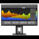 "HP Z27n 27"" 2K Ultra HD LED Matt Black computer monitor"
