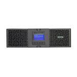 Hewlett Packard Enterprise G2 R6000 uninterruptible power supply (UPS) Double-conversion (Online) 6000 VA 5400 W 8 AC outlet(s)