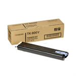 KYOCERA 370PB3KL (TK-800 Y) Toner yellow, 10K pages @ 5percent coverage