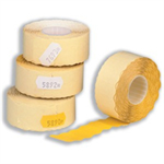 Avery YR1226 Yellow 1500pc(s) self-adhesive label