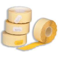 Avery YR1226 self-adhesive label Yellow 1500 pc(s)