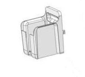 Zebra P1037750-073 pieza de repuesto de equipo de impresión Impresora de tarjetas