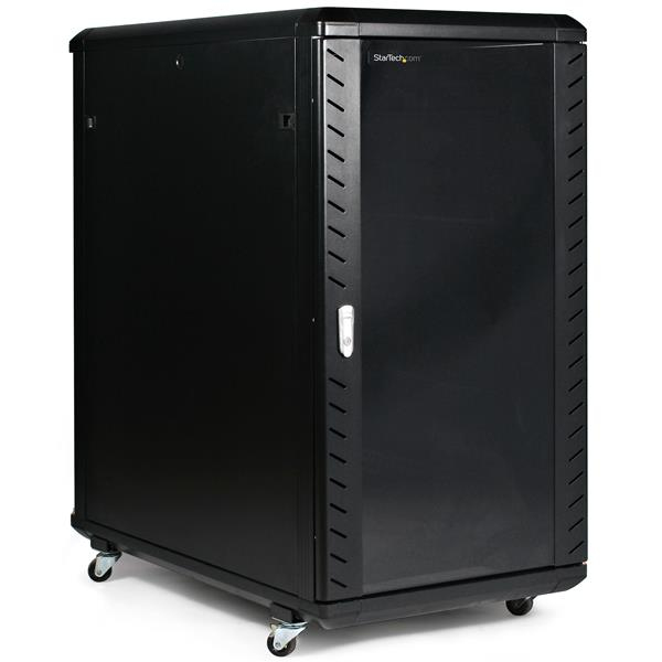 StarTech.com 22U demonteerbare serverkast met wielen