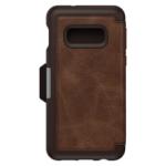 OtterBox Strada mobile phone case 14,7 cm (5.8 Zoll) Geldbörsenhülle Braun