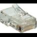 Microconnect KON520 RJ45 Transparent wire connector