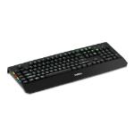 Belkin F1DN008KBD keyboard USB QWERTY English Black