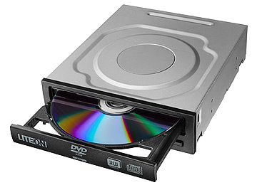 Lite-on INTERNAL DVD+-24X8X8/4,DVDRAM12X,CD48X32X48,SATA, RETAIL BOX
