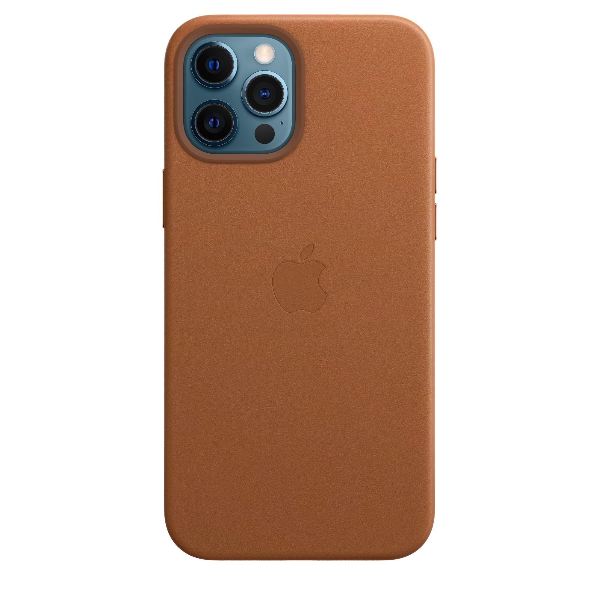 "Apple MHKL3ZM/A funda para teléfono móvil 17 cm (6.7"") Marrón"