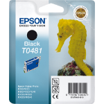Epson Seahorse inktpatroon Black T0481