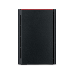 Buffalo LinkStation SoHo NAS Desktop Ethernet LAN Black Armada 370