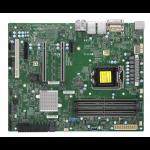 Supermicro X11SCA server/workstation motherboard LGA 1151 (Socket H4) ATX Intel C246