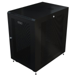 StarTech.com Server Rack Cabinet - 31 in. Deep Enclosure - 24U