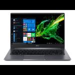 """Acer Swift 3 SF314-57-73ML Notebook Grey 35.6 cm (14"""") 1920 x 1080 pixels 10th gen Intel® Core™ i7 8 GB LPDDR4-SDRAM 512 GB SSD Wi-Fi 6 (802.11ax) Windows 10 Home"""