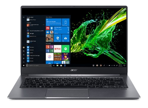 Acer Swift 3 SF314-57-73ML Notebook Grey 35.6 cm (14