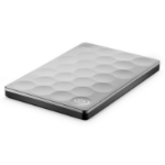 Seagate Backup Plus Ultra Slim 1000GB Platinum external hard drive