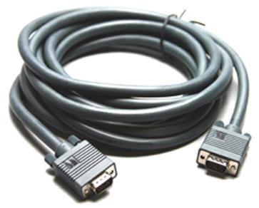 Kramer Electronics C-GM/GM-6 cable VGA 1,8 m VGA (D-Sub) Negro