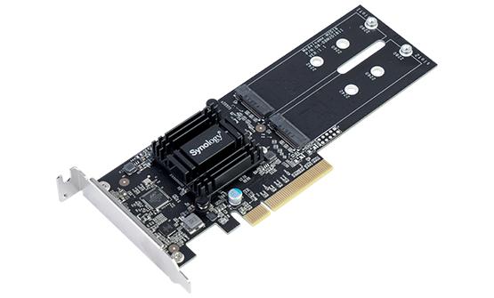 Synology M2D18 tarjeta y adaptador de interfaz M.2 Interno