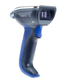 Intermec SR61B 2D Img HD Handheld bar code reader 1D/2D Laser Black,Blue