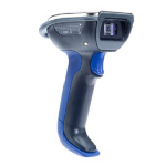 Intermec SR61B 2D Img HD Handheld bar code reader 1D/2D Laser Black, Blue