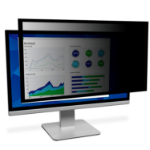 """3M Framed Privacy Filter for 24"""" Widescreen Monitor"""