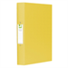 Q-CONNECT KF01472 Yellow ring binder