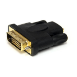StarTech.com HDMI to DVI-D Video Cable Adapter - F/M HDMIDVIFM
